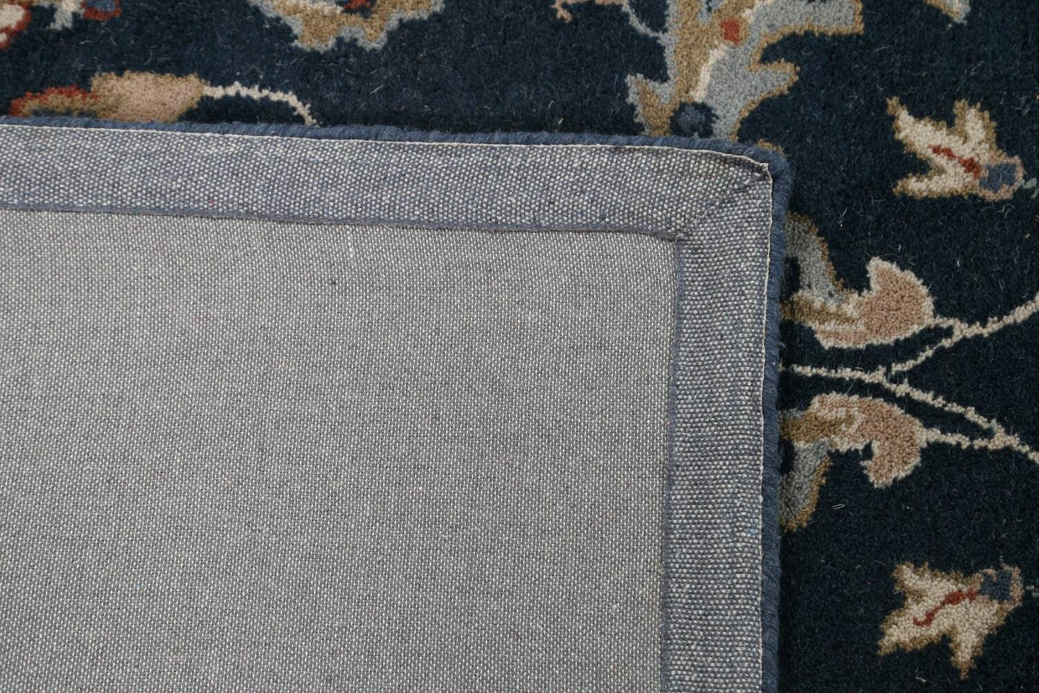 Floral Agra Wool Area Rug 5x8 image 8