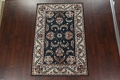 Floral Agra Wool Area Rug 5x8 image 3