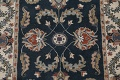 Floral Agra Wool Area Rug 5x8 image 5