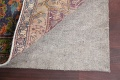 Distressed Over-Dye Kashan Persian Area Rug 10x13 image 8