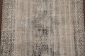 Antique Distressed Balouch Persian Area Rug 4x7 image 5