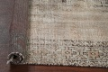Antique Distressed Balouch Persian Area Rug 4x7 image 14