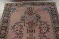 Vintage Balouch Persian Area Rug 4x8 image 10