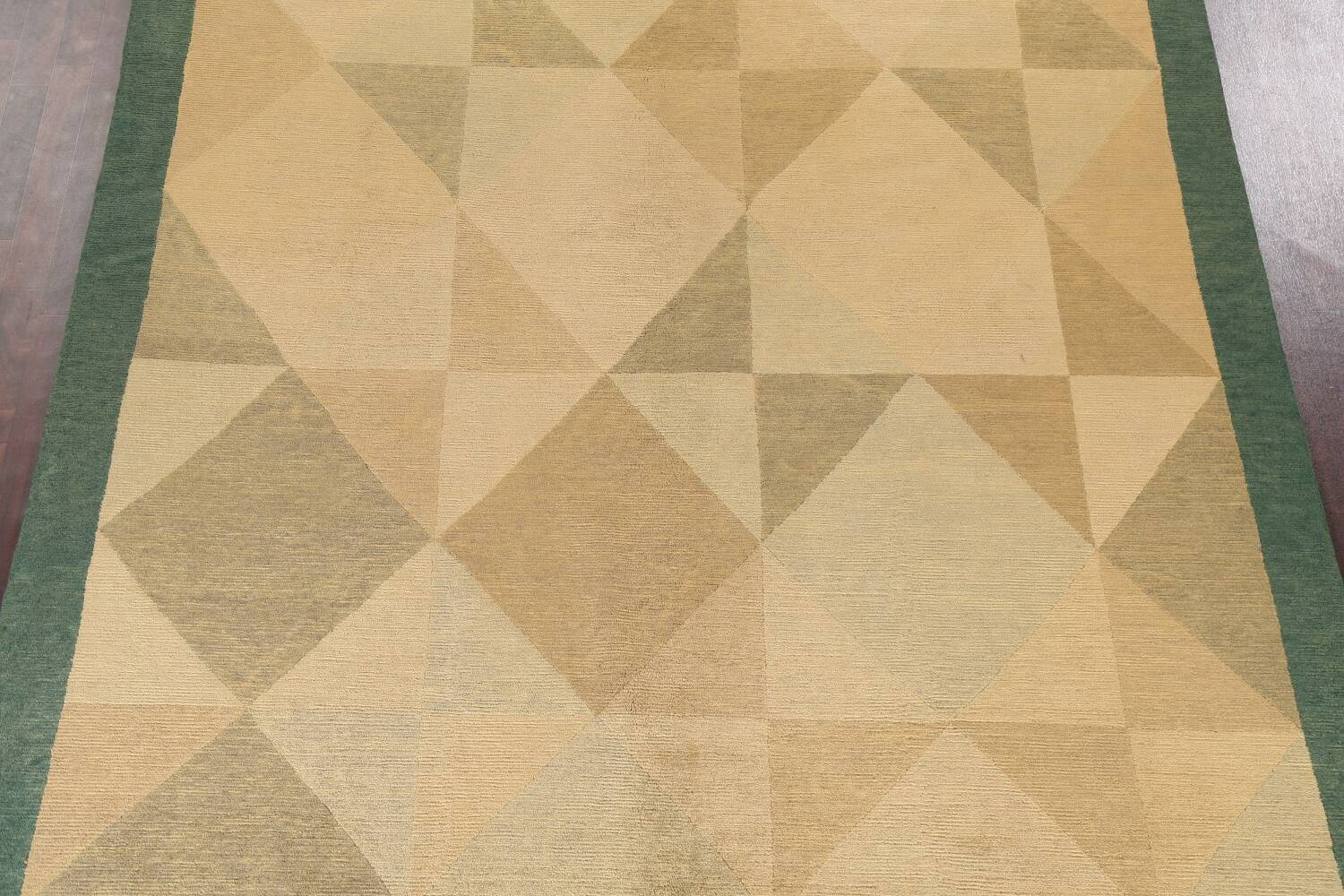 Contemporary Nepalese Wool Area Rug 8x10 image 4