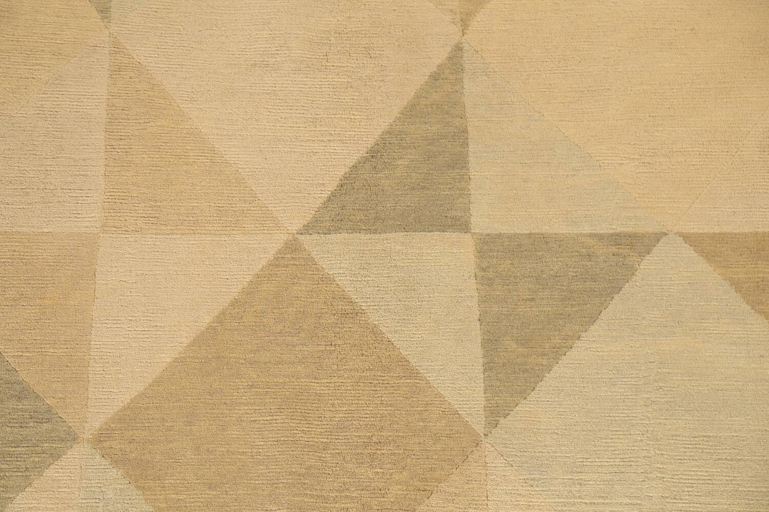 Contemporary Nepalese Wool Area Rug 8x10 image 5