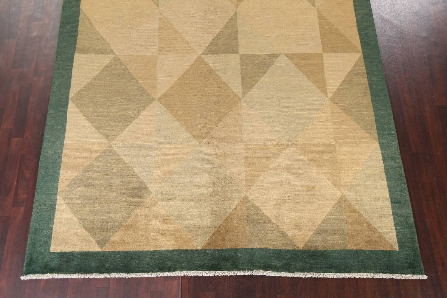 Contemporary Nepalese Wool Area Rug 8x10 image 6