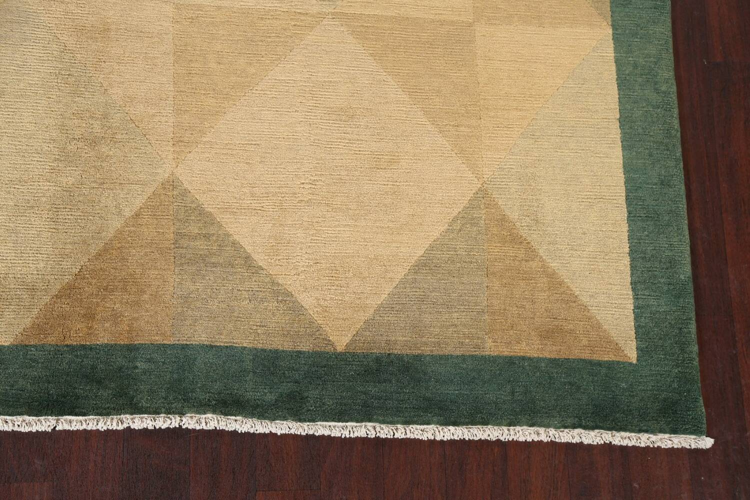 Contemporary Nepalese Wool Area Rug 8x10 image 7