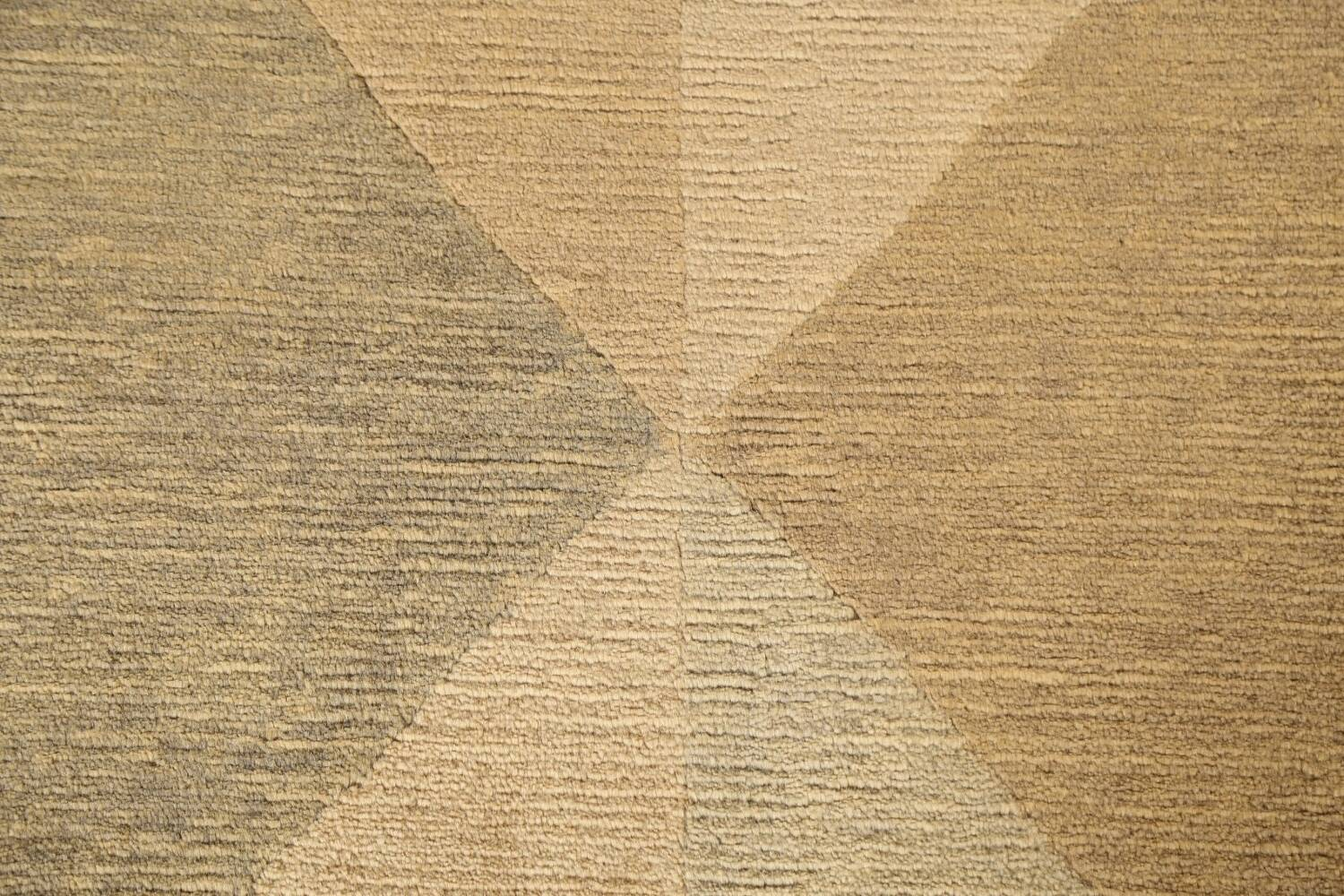 Contemporary Nepalese Wool Area Rug 8x10 image 9