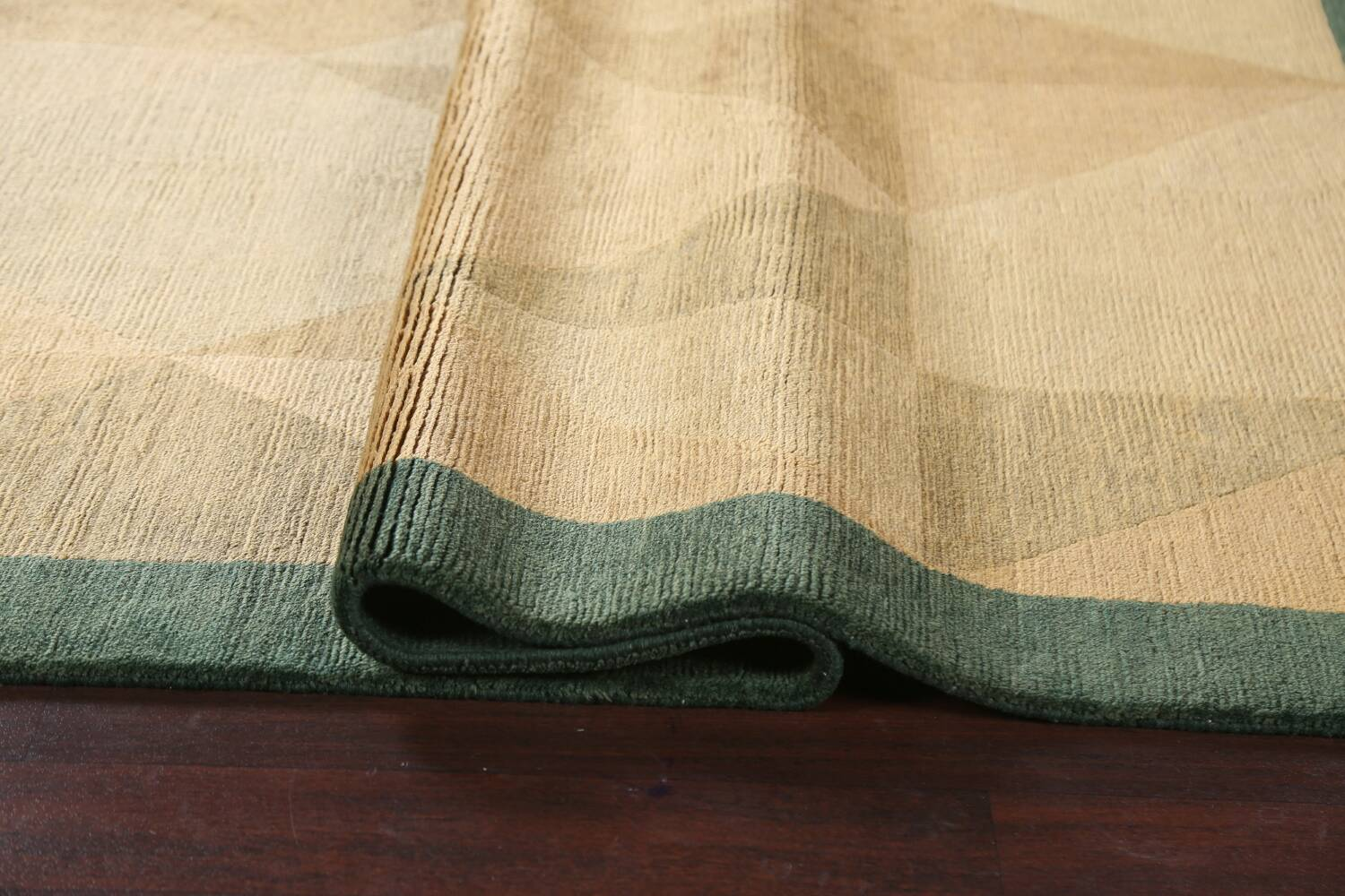 Contemporary Nepalese Wool Area Rug 8x10 image 11