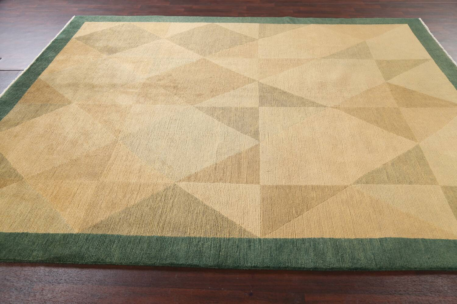 Contemporary Nepalese Wool Area Rug 8x10 image 14
