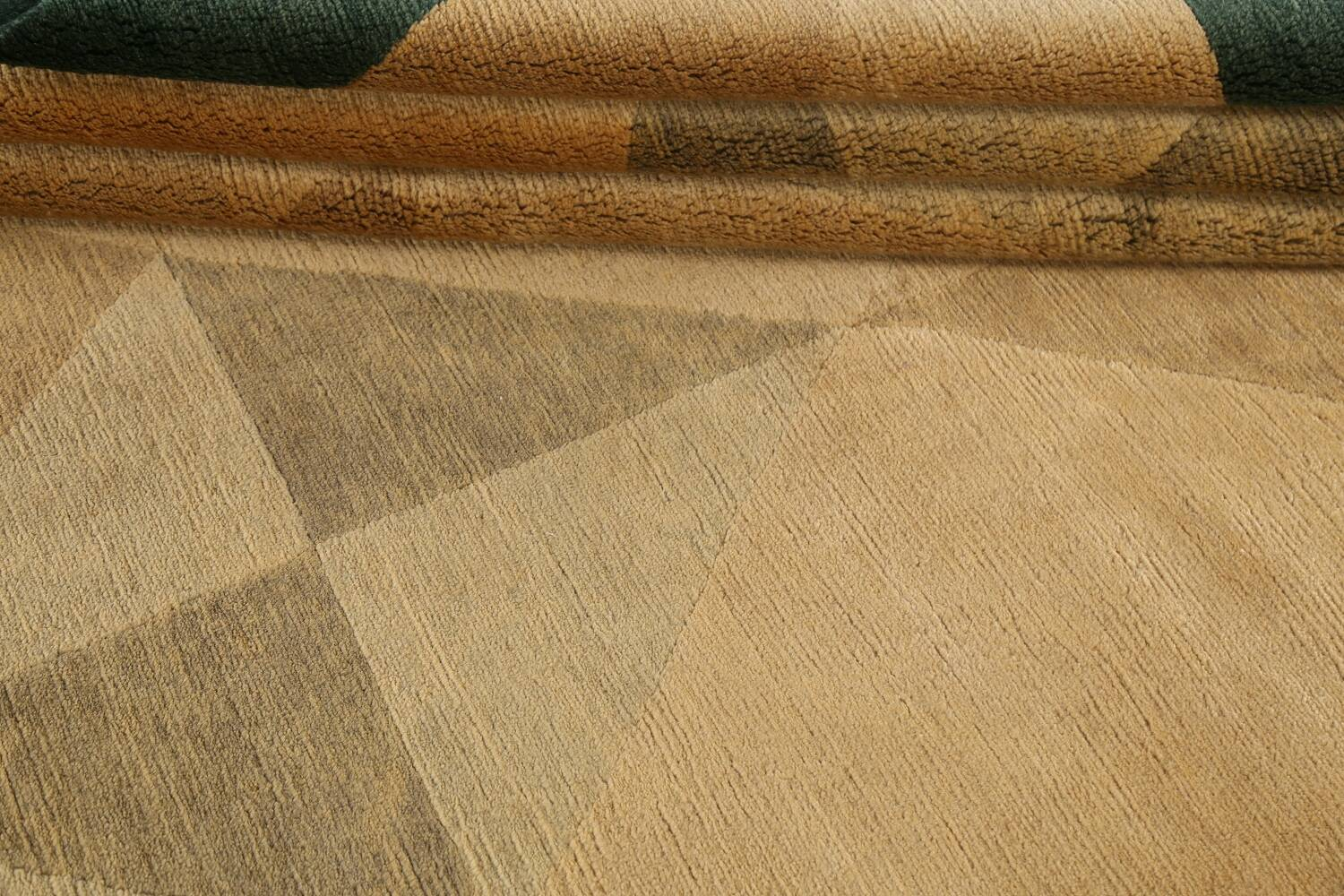 Contemporary Nepalese Wool Area Rug 8x10 image 17