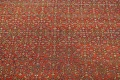 Pre-1900 Antique Vegetable Dye Sultanabad Persian Rug 15x22 image 5