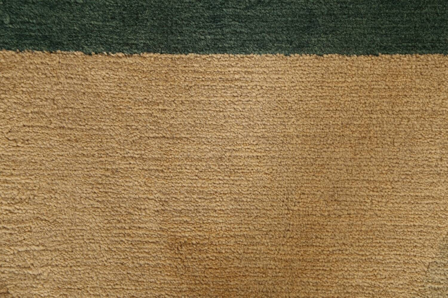Vegetable Dye Nepalese Contemporary Area Rug 6x9 image 11