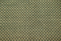 Green/ Gold Checkered Nepalese Wool Area Rug 6x9 image 5