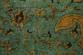 Distressed Over-Dye Kashan Persian Area Rug 10x13 image 11