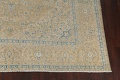 Traditional Distressed Kashan Persian Area Rug 10x14 image 7