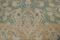 Traditional Distressed Kashan Persian Area Rug 10x14 image 10