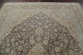 Traditional Distressed Kashan Persian Area Rug 10x14 image 15