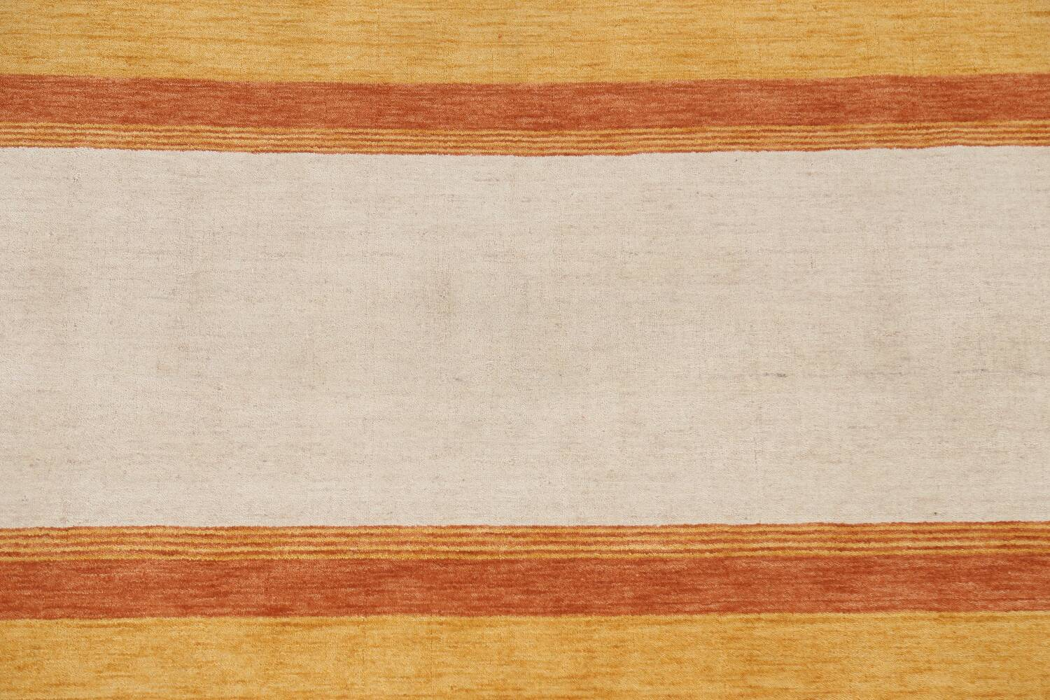 Contemporary Gabbeh Wool Area Rug 7x10 image 5