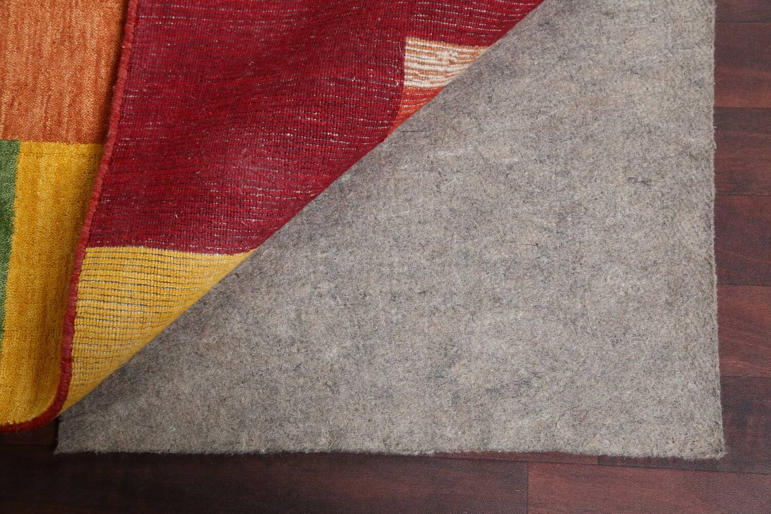 Contemporary Gabbeh Wool Area Rug 7x10 image 8