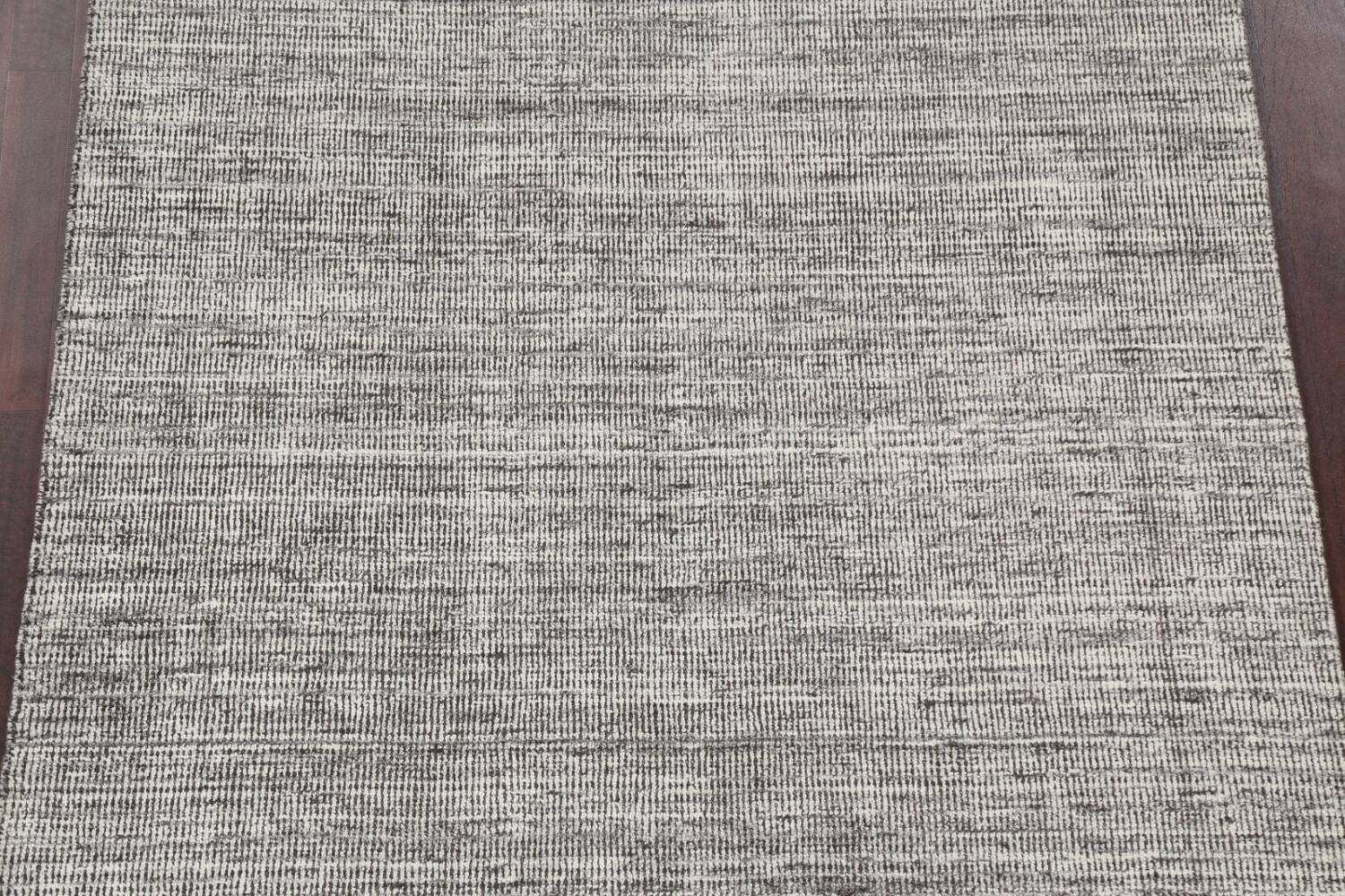 Abstract Gabbeh Wool Area Rug 5x8 image 4