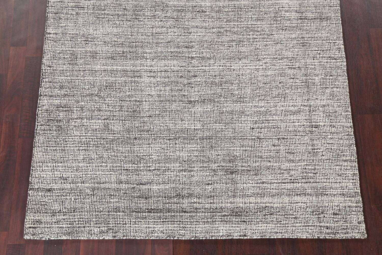 Abstract Gabbeh Wool Area Rug 5x8 image 6