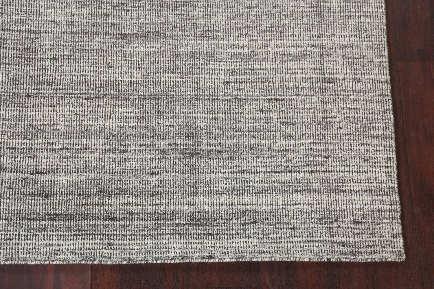 Abstract Gabbeh Wool Area Rug 5x8 image 7