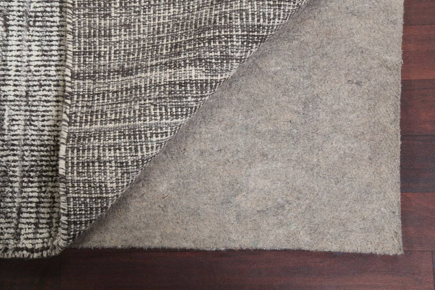 Abstract Gabbeh Wool Area Rug 5x8 image 8