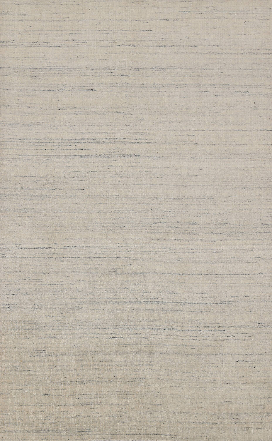 Contemporary Gabbeh Wool Area Rug 5x8 image 1