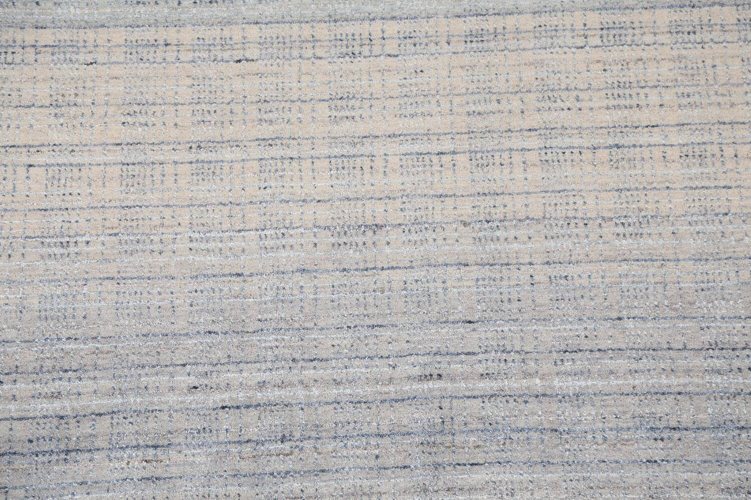 Contemporary Gabbeh Wool Area Rug 5x8 image 5