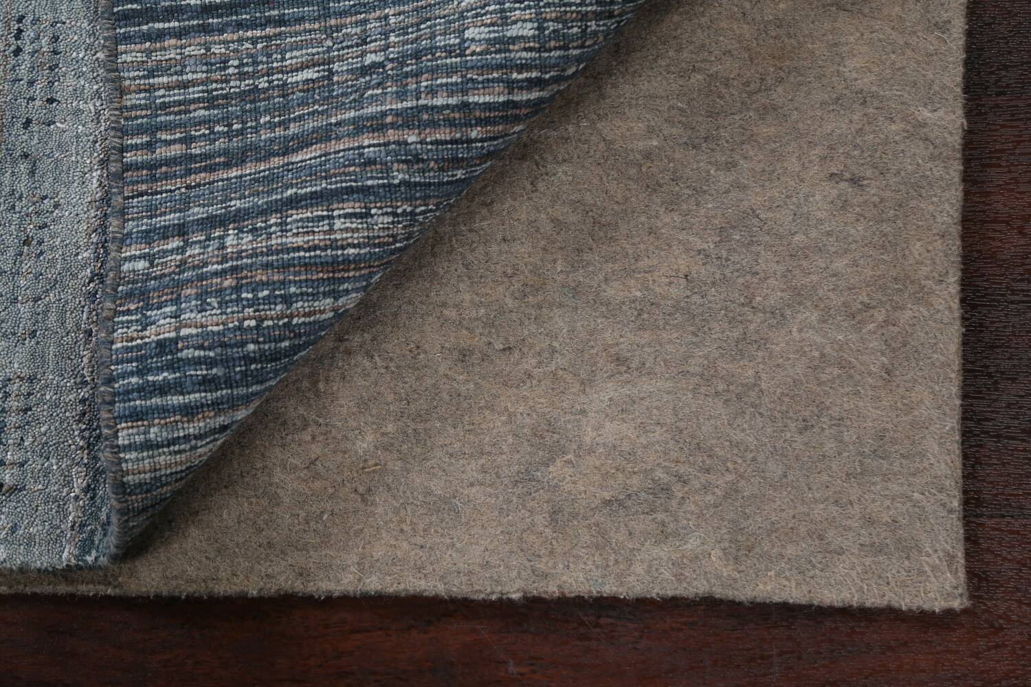 Contemporary Gabbeh Wool Area Rug 5x8 image 8